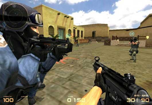 Cross Fire jogo de tiro online