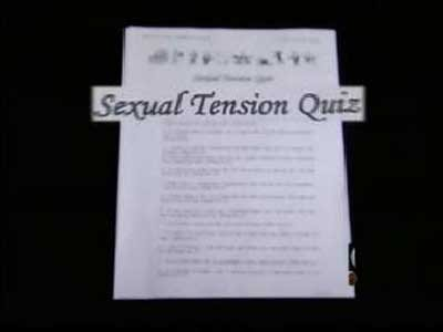 Nothing To Do With Arbroath: Sexual innuendo quiz results
