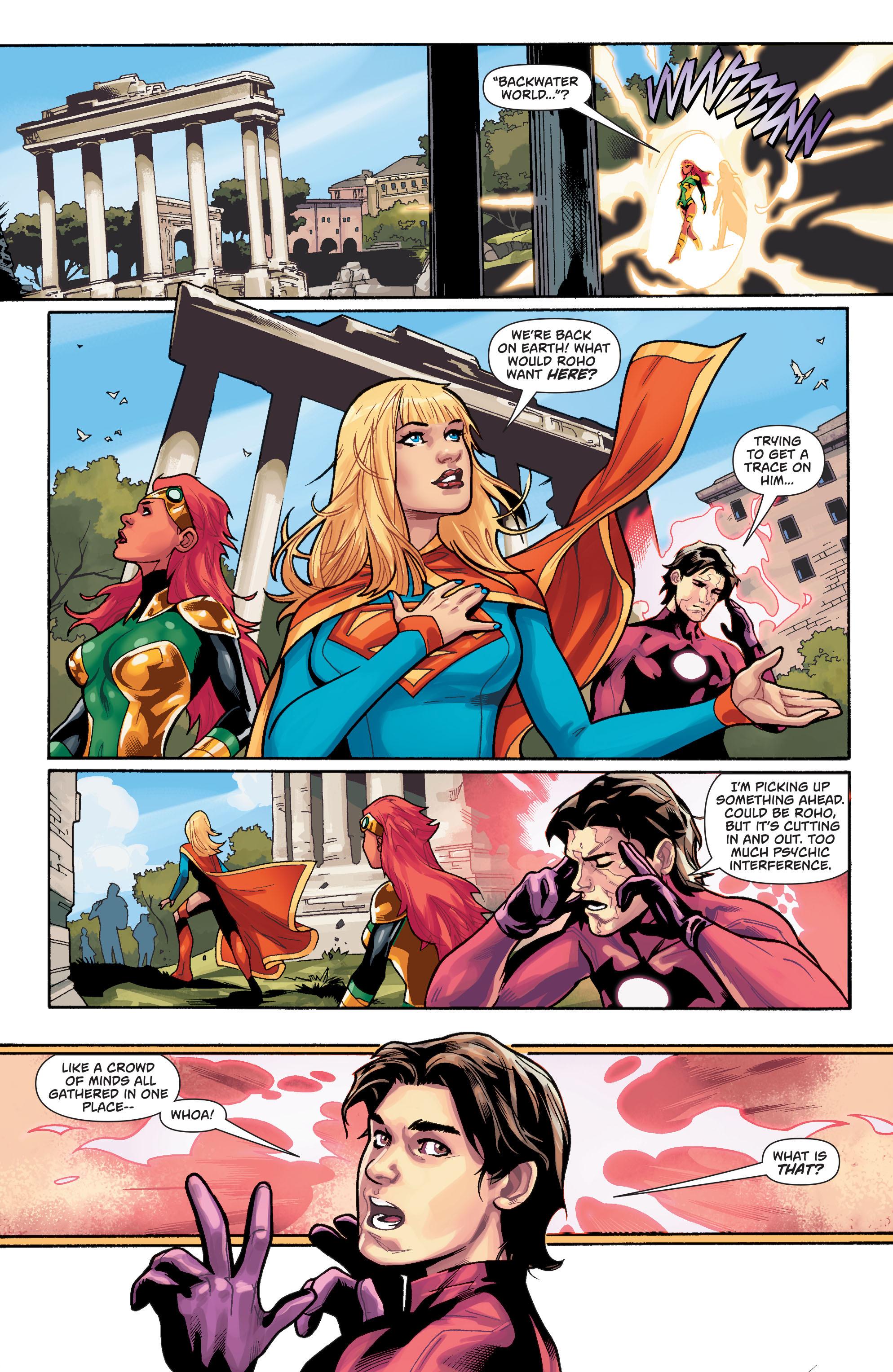 Supergirl (2011) Issue #38 #40 - English 10