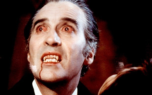 Britain Has 'Subculture' Of 15,000 Vampires, Says University Lecturer