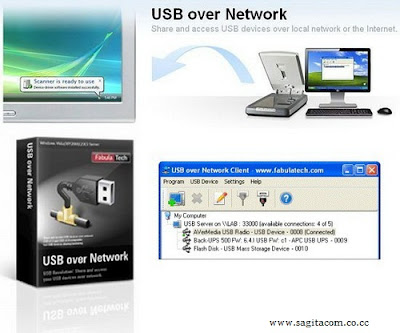 Free USB Over Network 4.0