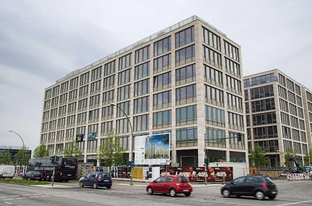 Baustelle Hotel und Office Campus, Mühlenstraße 9, 10243 Berlin, 11.04.2014