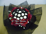 Hand Bouquet Chocolate