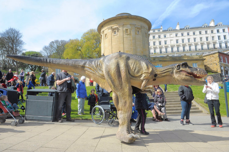 Yorkshire Fossil Festival 2015