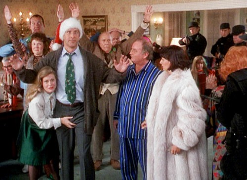 as low brow and crass as this seasonal offering often is one cant help but become caught up in the good natured lunacy of it all especially when watched - Watch National Lampoon Christmas Vacation