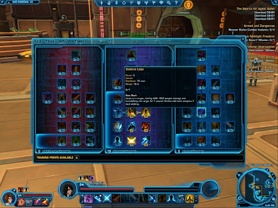 SWTOR - Active Skill