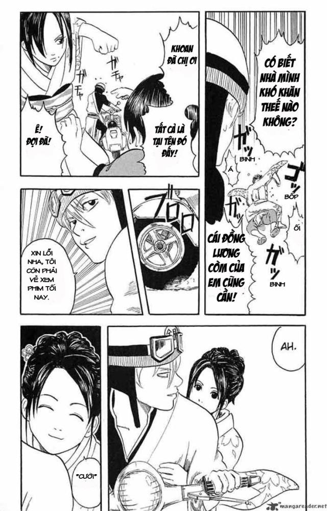 Gintama chap 1 Trang 19