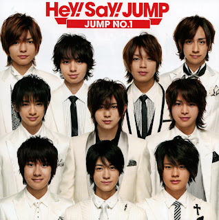 hey say jump, jump no. 1, thank you, bokutachi kara kimi e