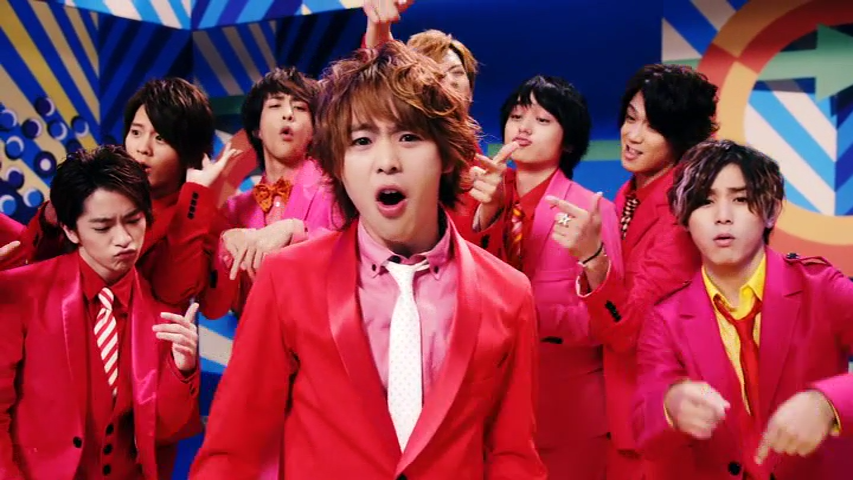 Hey Say Jump pv Making