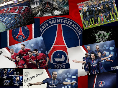 Paris Saint Germain 2013  Desktop Theme For Windows