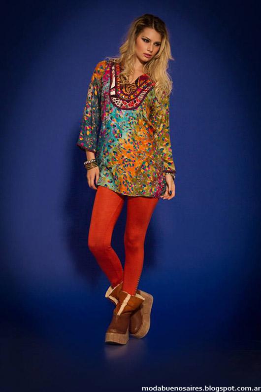 Sophya blusas otoño invierno 2014. Moda invierno 2014.