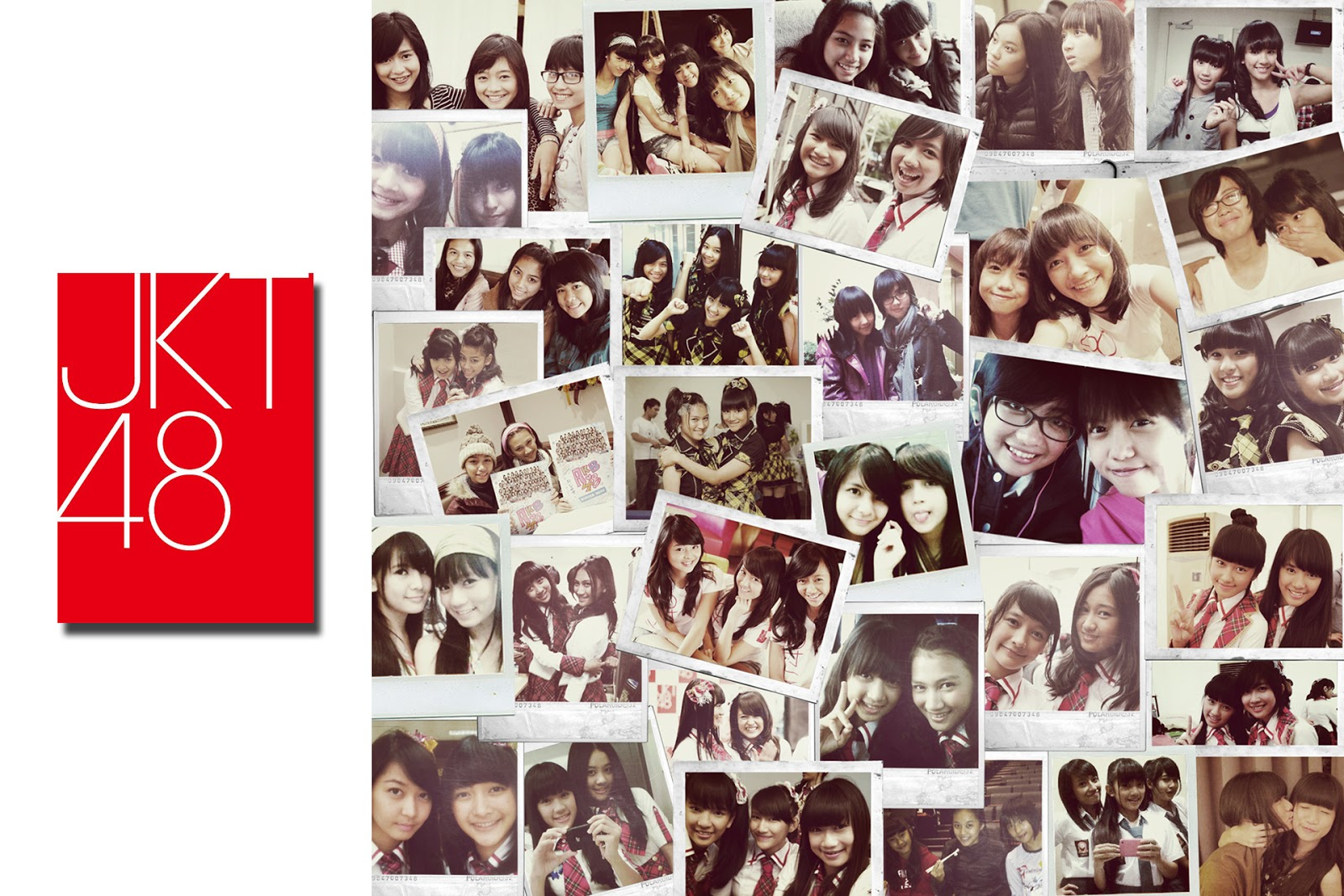 Poster JKT48 Wallpaper