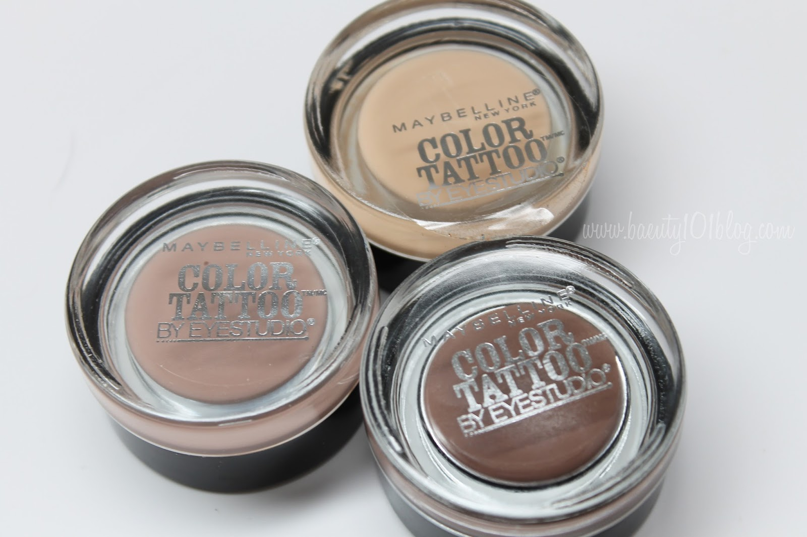 Limited edition maybelline matte color tattoos review for Color tattoo maybelline