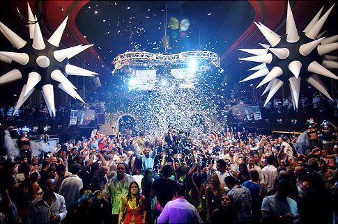 Balada Mansion NightClub Miami Beach