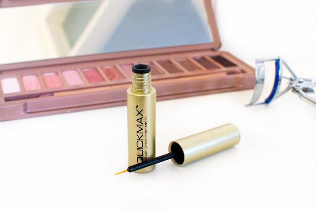 Quickmax eyelash growth enhancer serum