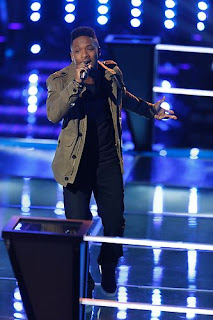 Kris Thomas of The Voice