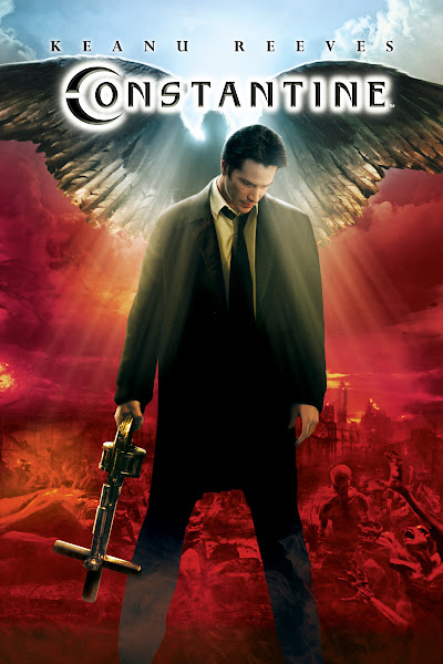 Poster Of Constantine 2005 720p BluRay Dual Audio