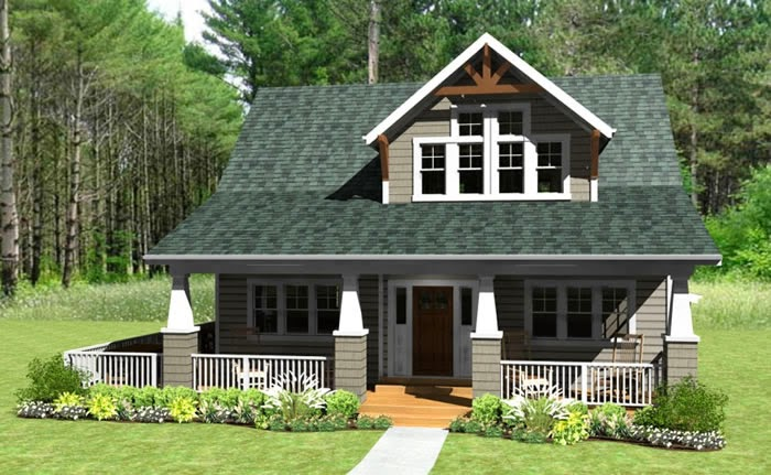 Minha casa na serra fachadas casas de campo for Simple but beautiful house plans