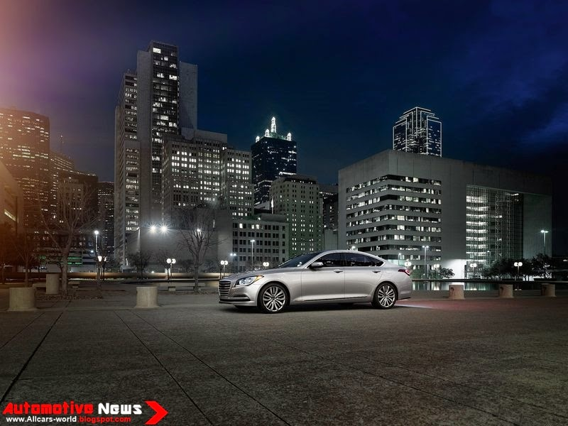 2015 Hyundai Genesis Review Otomotif Autos Gallery
