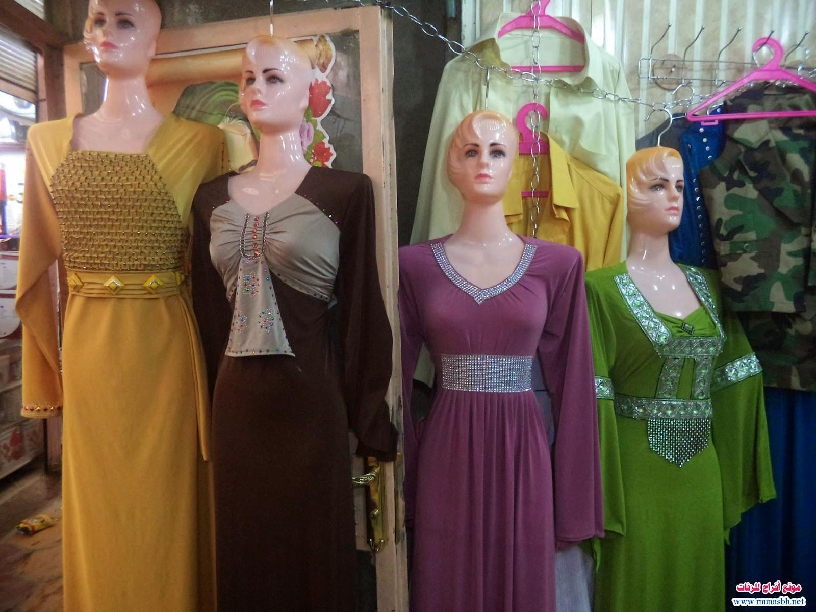 تصاميم و خياطة دشاديش عراقية روعة