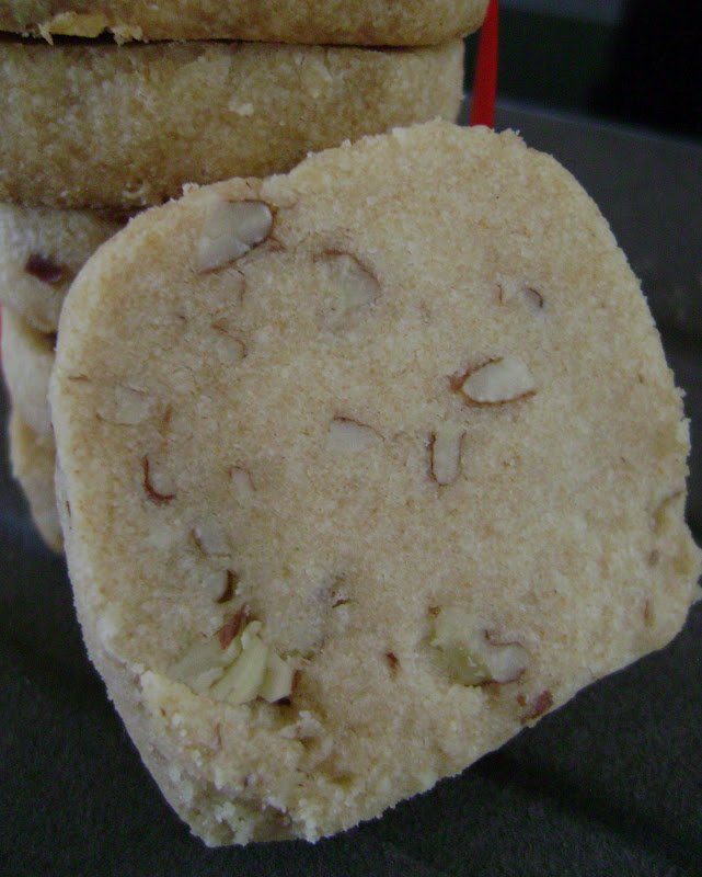 Jo and Sue: Browned Butter Pecan Shortbread