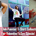 Leisure Club Painted T-Shirts Collection 2012 For Valentine's Day Special | Valentines Day Special Collection 2012 For Men & Woman
