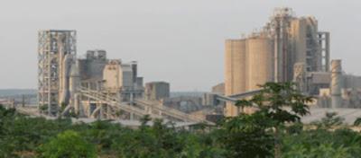 Pabrik Semen di Papua