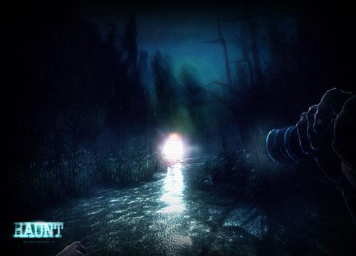 لعبة رعب مسلية Haunt The Real Slender للكمبيوتر والاب توب كاملة