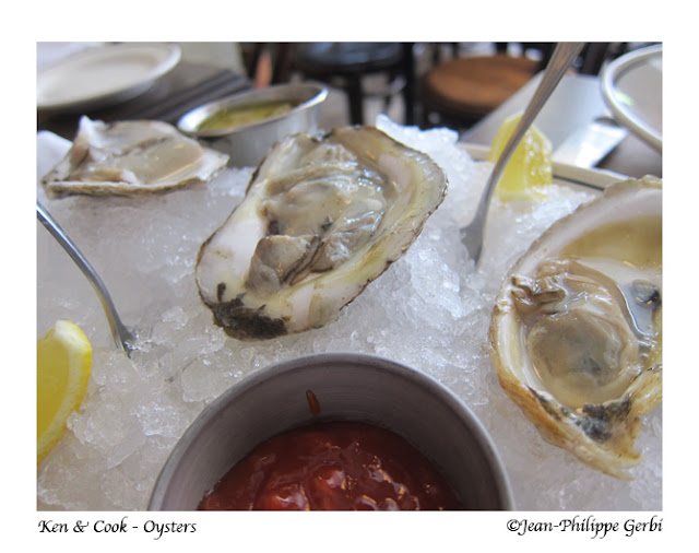 Image of Oysters at Ken and Cook in Nolita NYC, New York