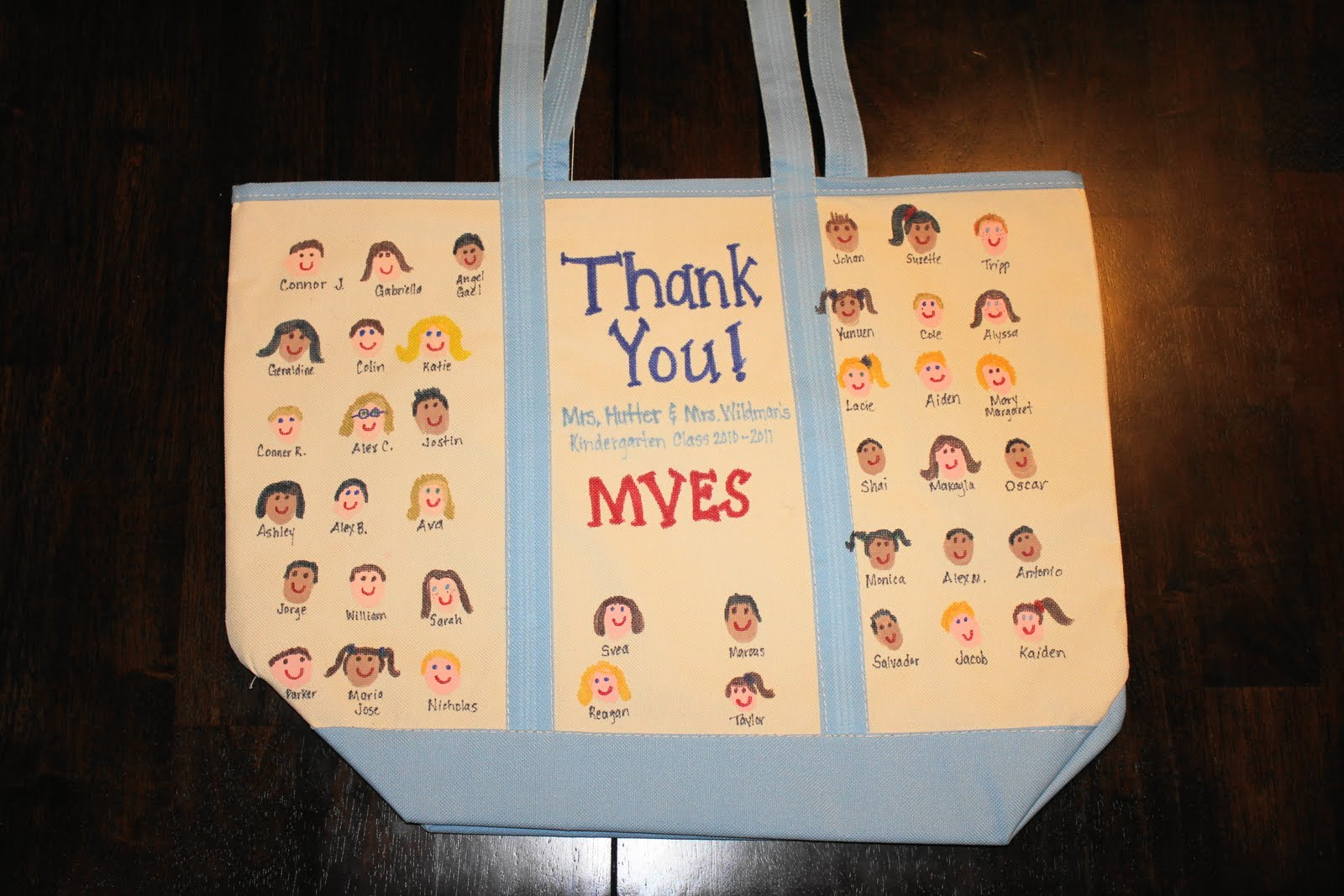 the kindergarten corral room mom gifts