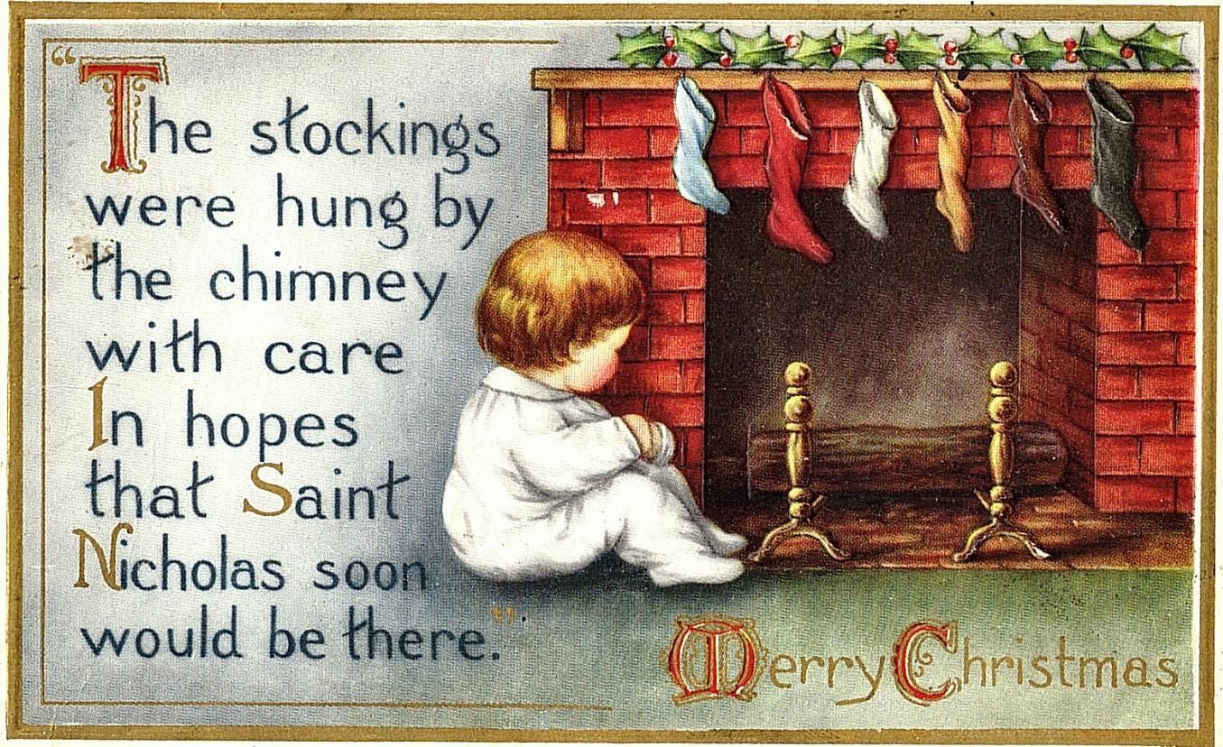 Nothing But Limericks: The Night Before Christmas - Limerick Poem ...