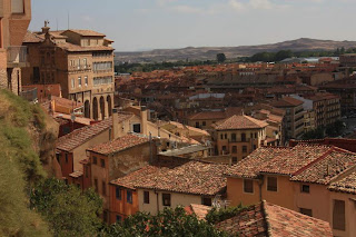 Old town of Tarazona