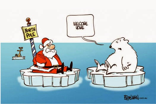 cartoon about global warming