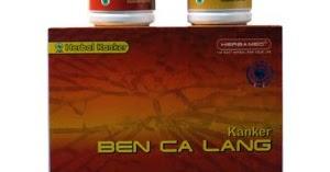 herbal kanker, tumor kista, myoma # BENCALANG KANKER & ANGION