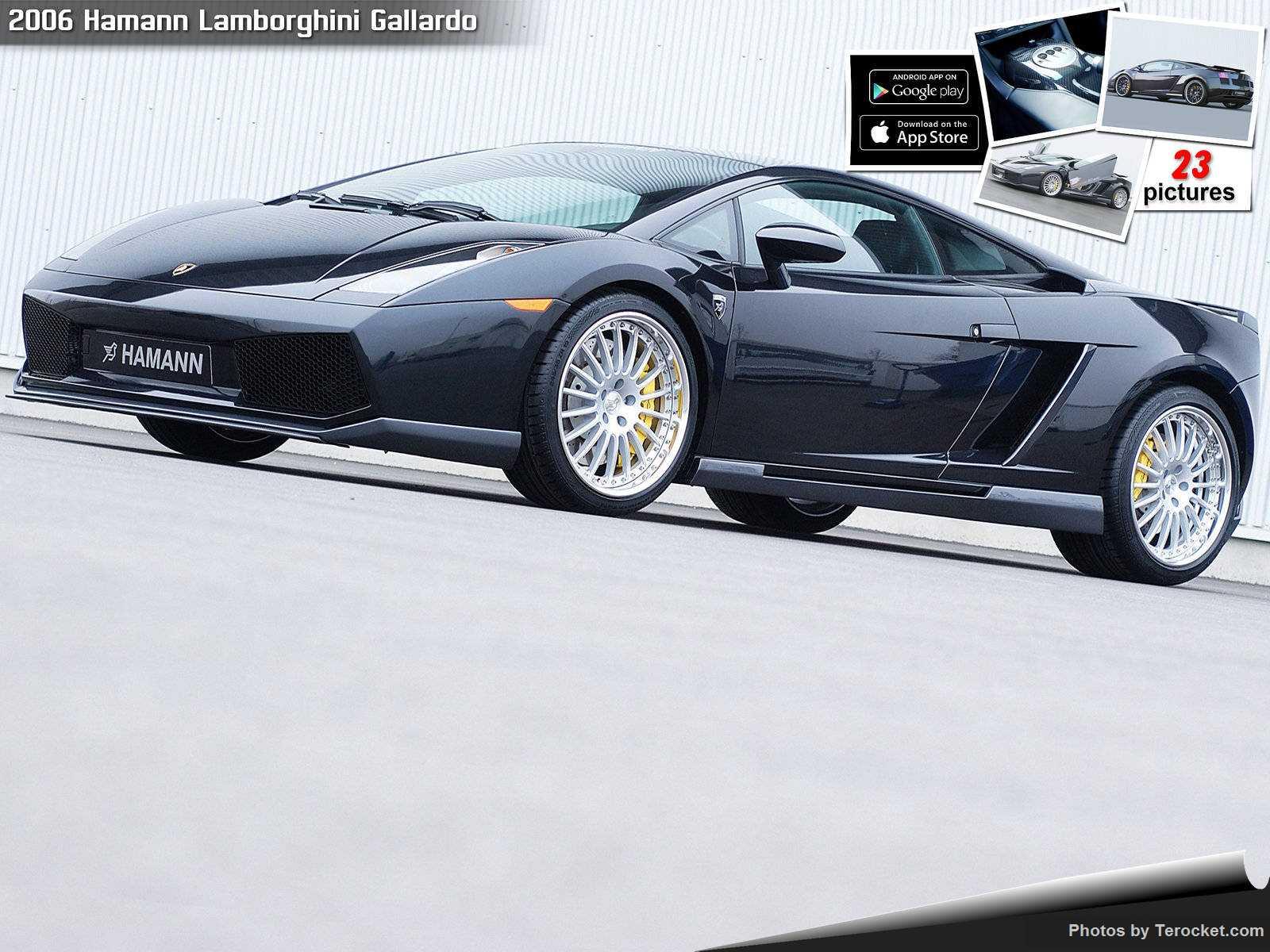 Hình ảnh xe ô tô Hamann Lamborghini Gallardo 2006 & nội ngoại thất