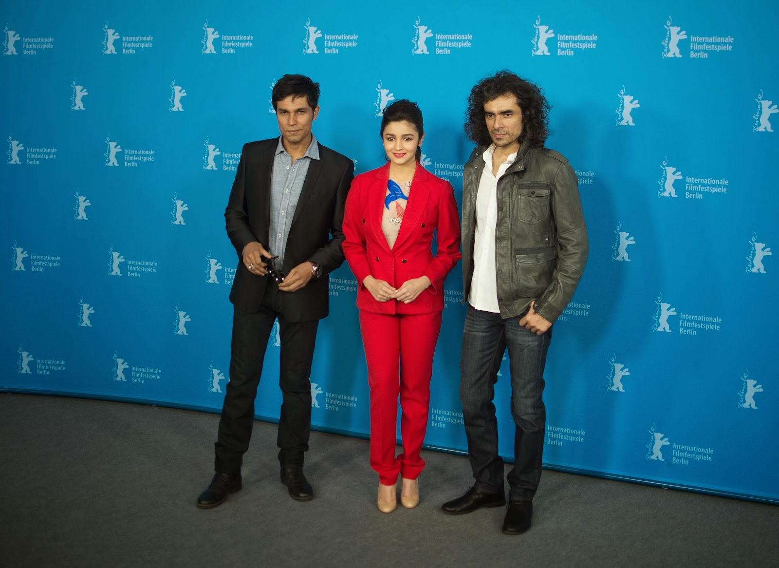 2014 movies, 64th Berlinale Film Festival, Actor, Actress, Alia Bhatt, Berlin, Bollywood, Director, European Film festival, February 21, Festival, Film, Highway, Imtiaz Ali, Movie, Randeep Hooda, Showbiz,