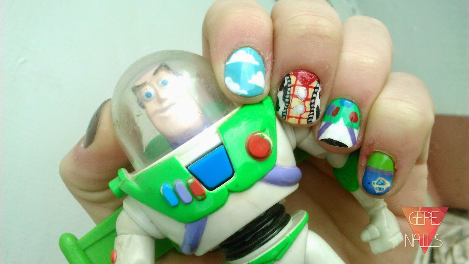 Gepe-nails: TOY STORY