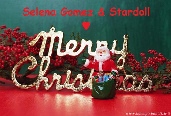 Selena Gomez and Stardoll