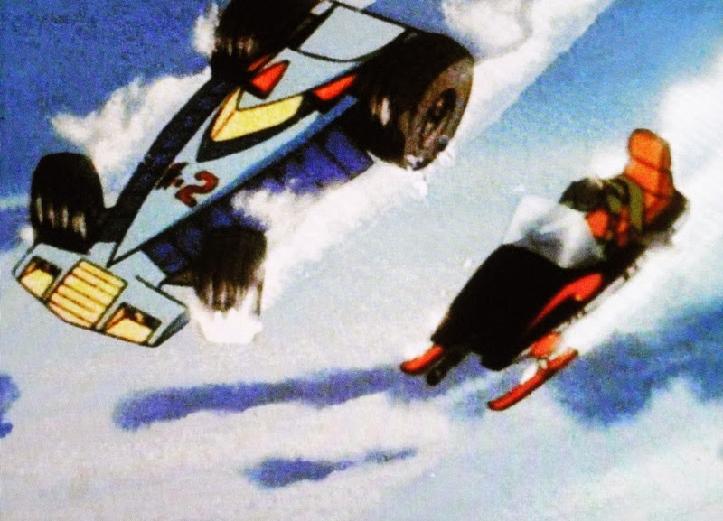 battle of the planets vehicles - photo #31