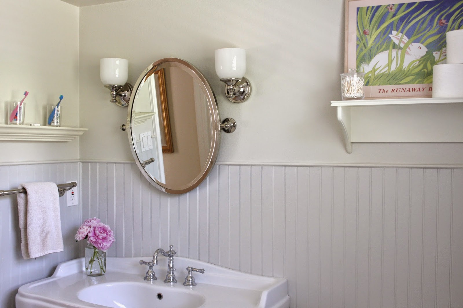 Maximize Bathroom Space with Shower Shelf + A Giveaway! - simply ...