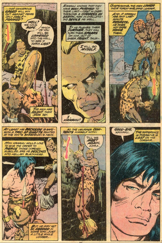 Conan the Barbarian (1970) Issue #73 #85 - English 10