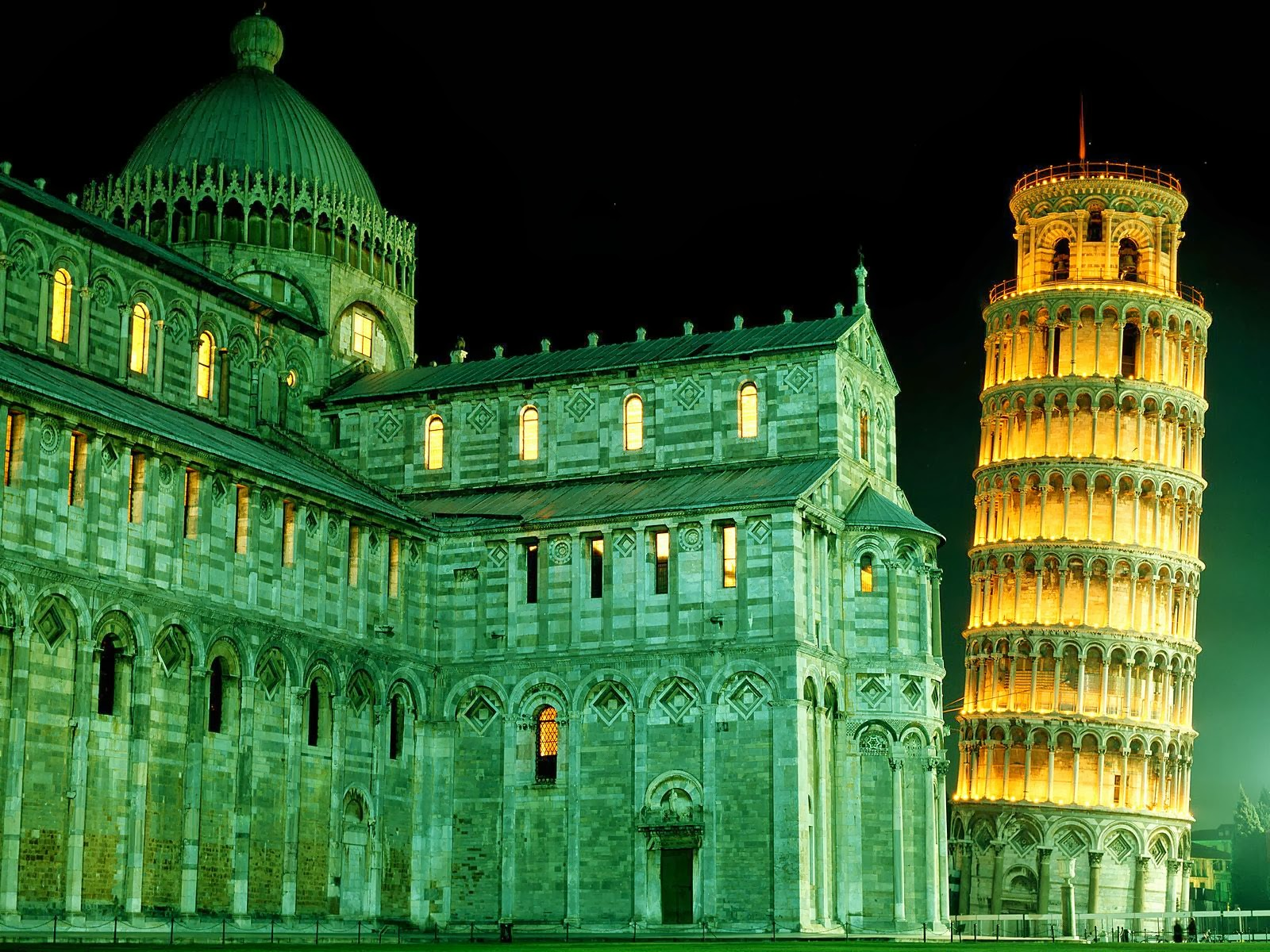 duomo leaning tower pisa italy wallpapers - Duomo Leaning Tower Pisa Italy Wallpapers HD Wallpapers
