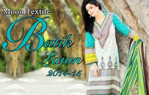 Batik Lawn 2014