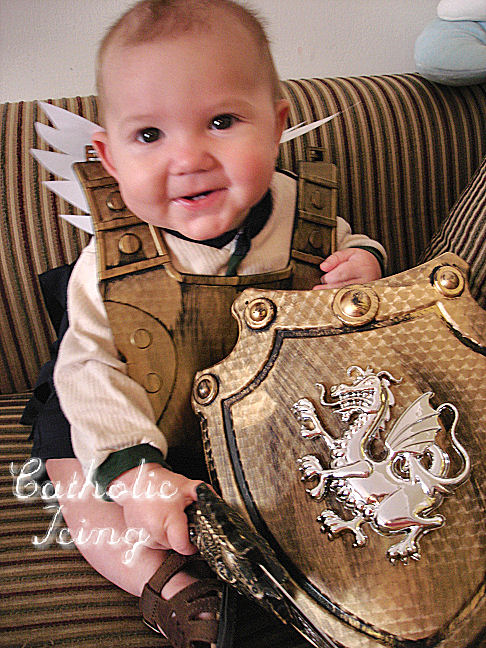 All Saints Day Costume Ideas For Boys