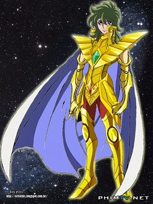 Nữ Thần Athena - Saint Seiya Omega