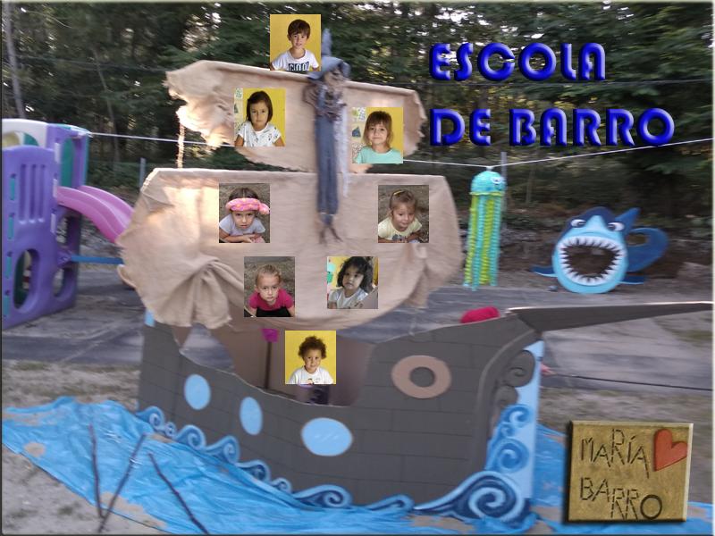 ESCOLA DE BARRO
