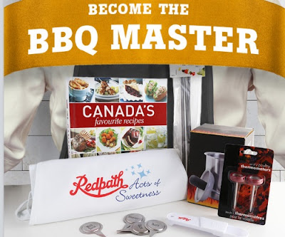 Redpath Become the BBQ Master Contest
