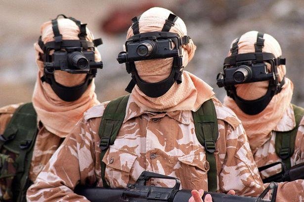 SAS_Special_Air_Service_Inggris Raya