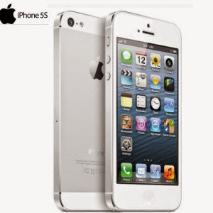 Apple Iphone 5S 16gb Rs. 30749 (SBI Cards) or Rs. 31999