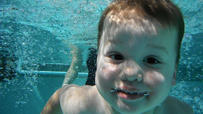 Learn To Swim : The Importance of Swimming Lessons